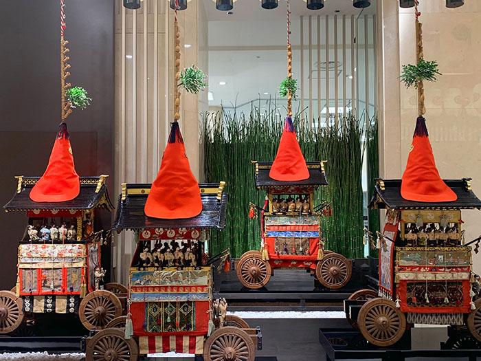 令和3年の祇園祭☆