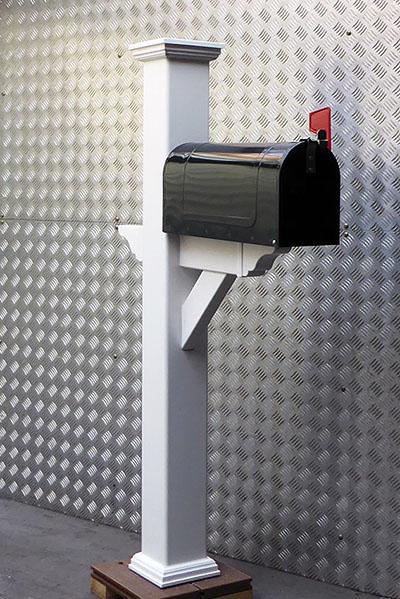 メールボックススタンド