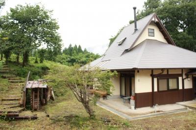 美山町の家