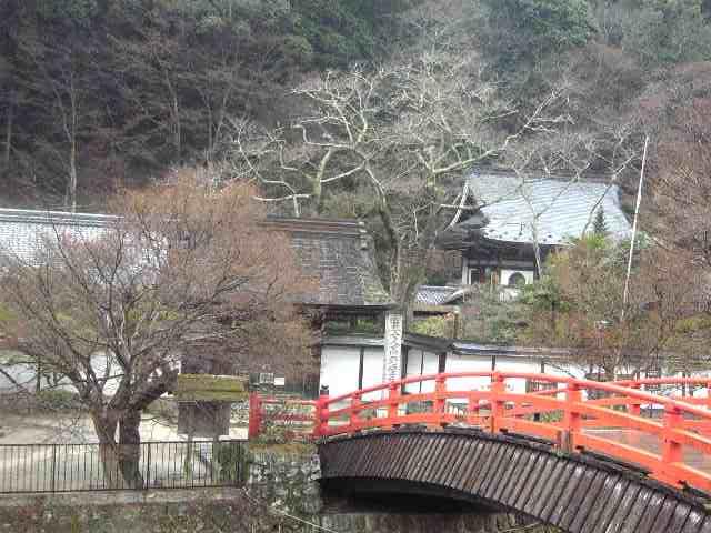 2010.1.31室生寺