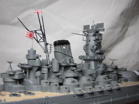1/350 日本海軍戦艦大和