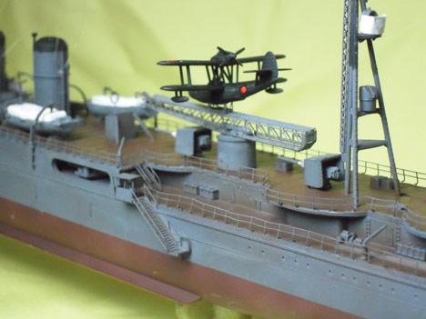 軽巡洋艦 長良 プラモデル