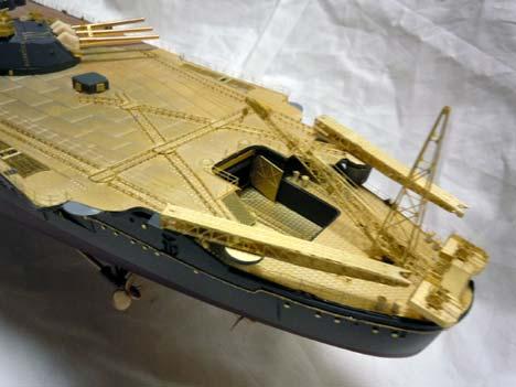 1/350 戦艦大和 ディテールアップ