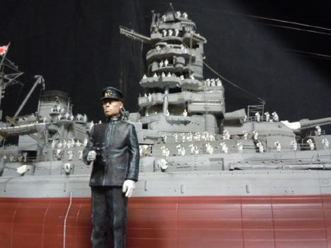 1/350 戦艦長門