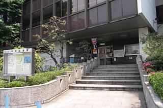 渋谷区中央図書館