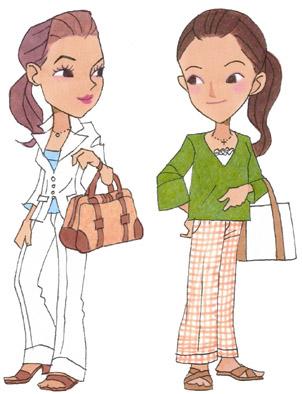 30代女性ファッション