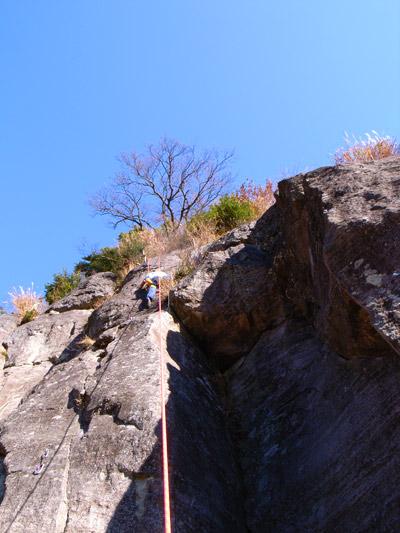 湯河原幕岩 梅林公園, the Yugawara