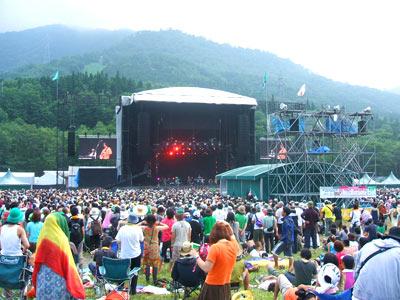 FUJI ROCK FESTIVAL '08|フジロ...