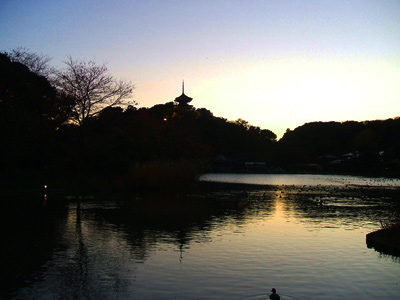 Sankeien,三溪園