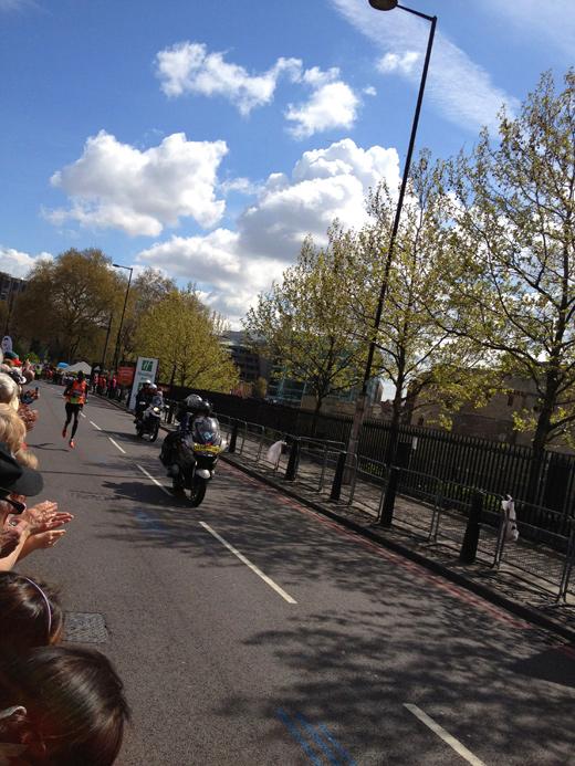London Marathon/ ロンドンマラソン