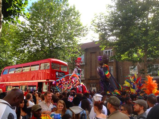 Notting Hill Carnival, ノッティングヒル カーニバル