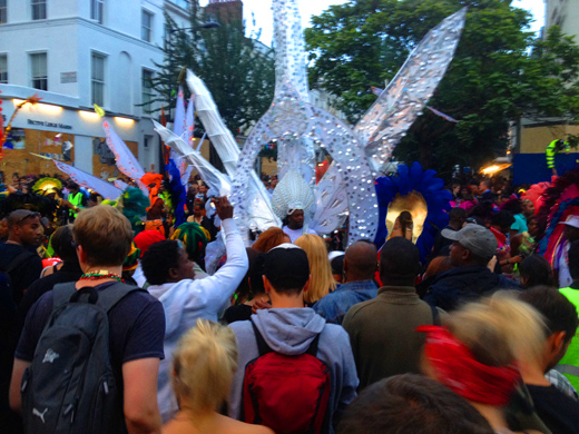 The Notting Hill Carnival 2012/ ノッティングヒル カーニバル 2012 ロンドン