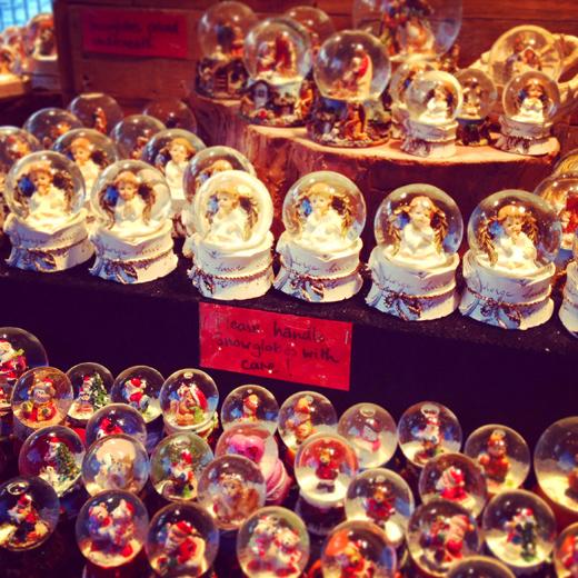 London Southbank Christmas Market/ ロンドン サウスバンク クリスマス マーケット