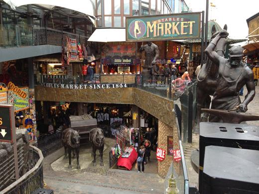 Camden Market/ カムデン・マーケット
