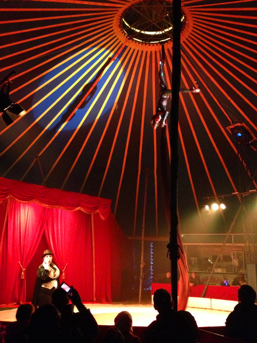 Circus Fantasia @ Lee Valley Ice Centre London