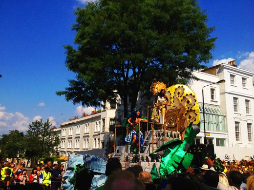The Notting Hill Carnival 2013, ノッティングヒル カーニバル 2013 ロンドン