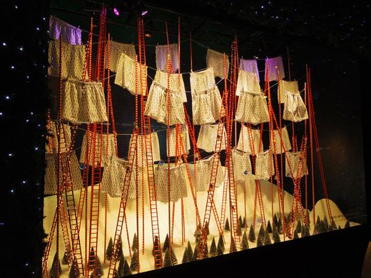 Christmas display - Selfridges & Co, クリスマスディスプレイ - セルフリッジズ