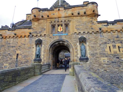 edinburgh,castle,エジンバラ城,スコットランド