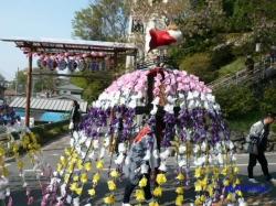 羽村市春祭り1