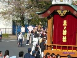 羽村市春祭り3