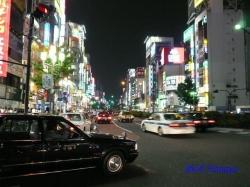 新宿大ガード夜景3