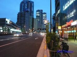 淀橋付近夜景2