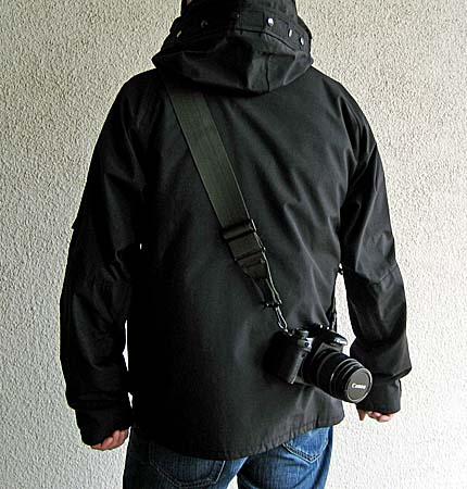 アメリカ軍カメラストラップ