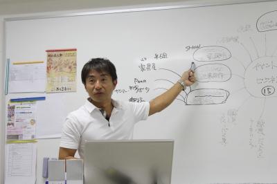 加藤竜司社長