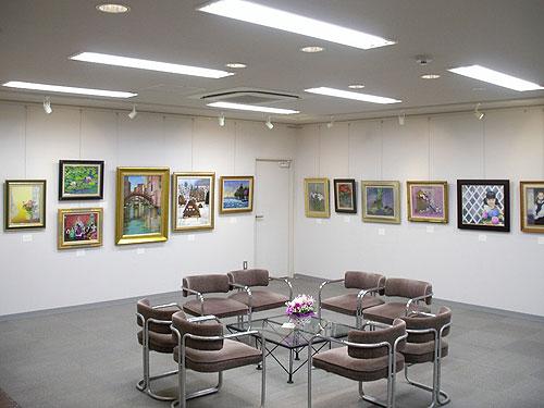 神奈川文化教室 第20回クレール展