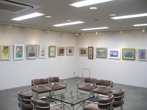 響韻会日本画展
