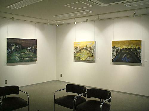 石田直子個展 『waiting room』