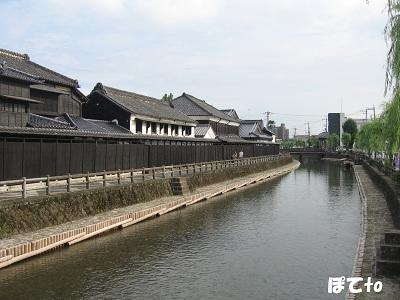 栃木蔵の街