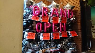 バルーン装飾 バルーンスタンド バルーン案内 バルーンメッセージ オープンバルーン装飾