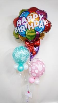 バースデーバルーン お誕生日バルーン バルーン