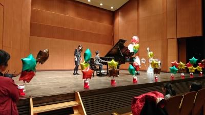 ピアノ発表会 バルーン装飾 発表会 バルーン装飾