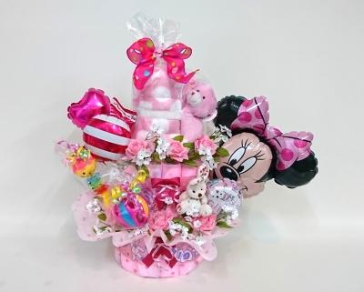 オムツケーキ バルーンおむつ 出産祝い