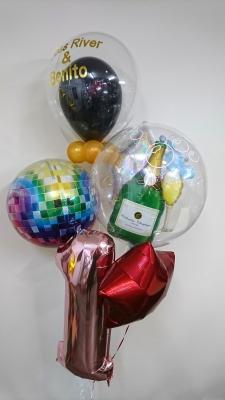 一周年バルーン お祝いバルーン オープンバルーン 開店祝いバルーン