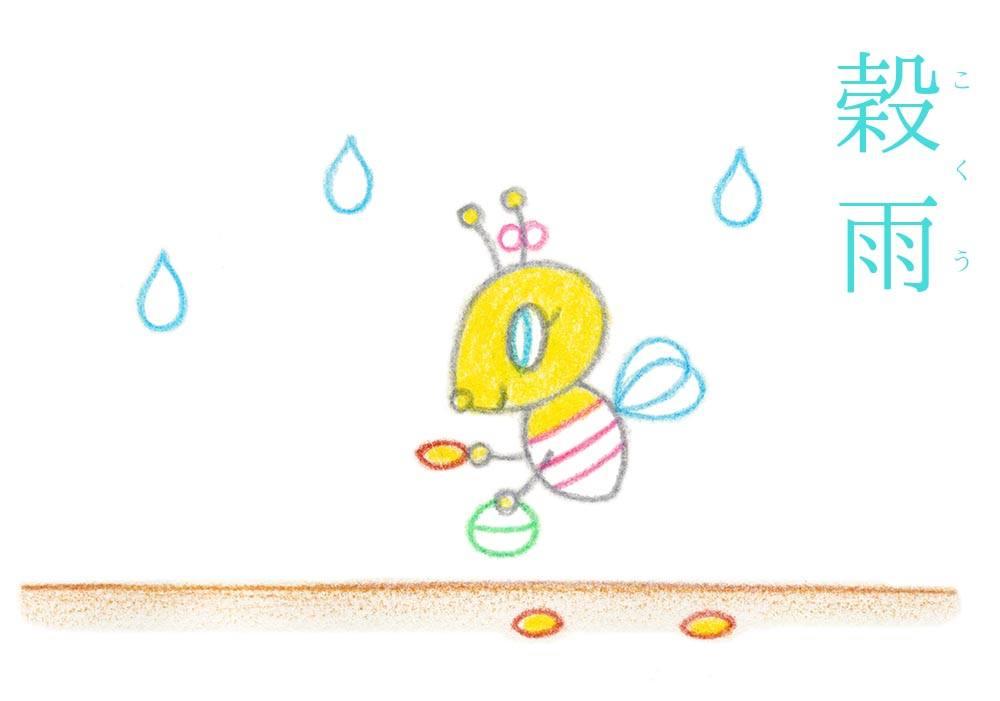 穀雨(こくう)
