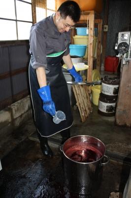 酢酸挿入工程