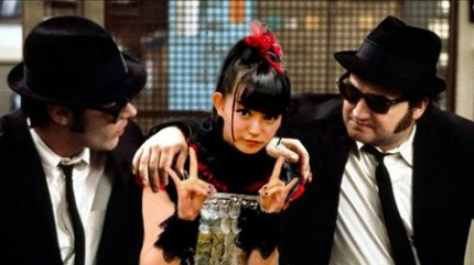 BABYMETAL with The Blues Brothers