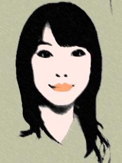 アンディ・ウォーホル風×和風のコラボ画像