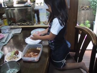 MOMOのお料理