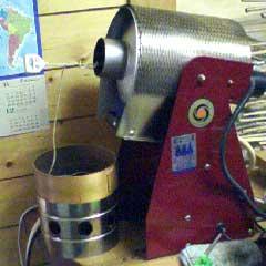 煎っ太郎焙煎機