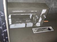 浴室洗い場の水道