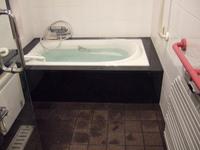 浴室、ほぼ完成です