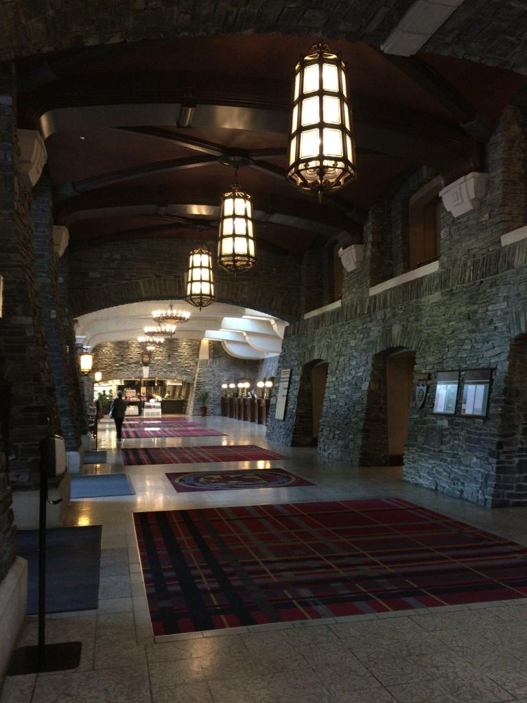 バンフスプリングホテル