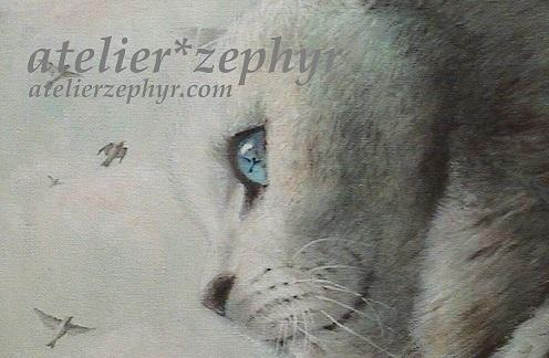 atelier*zephyr 絵画作品画像
