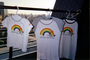 アロハエアラインTシャツ