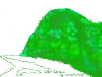 緑燃える五月山