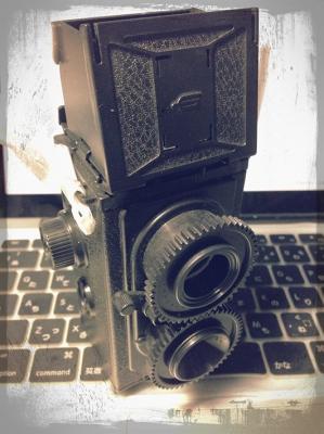 二眼レフカメラ ときどき*カメラ